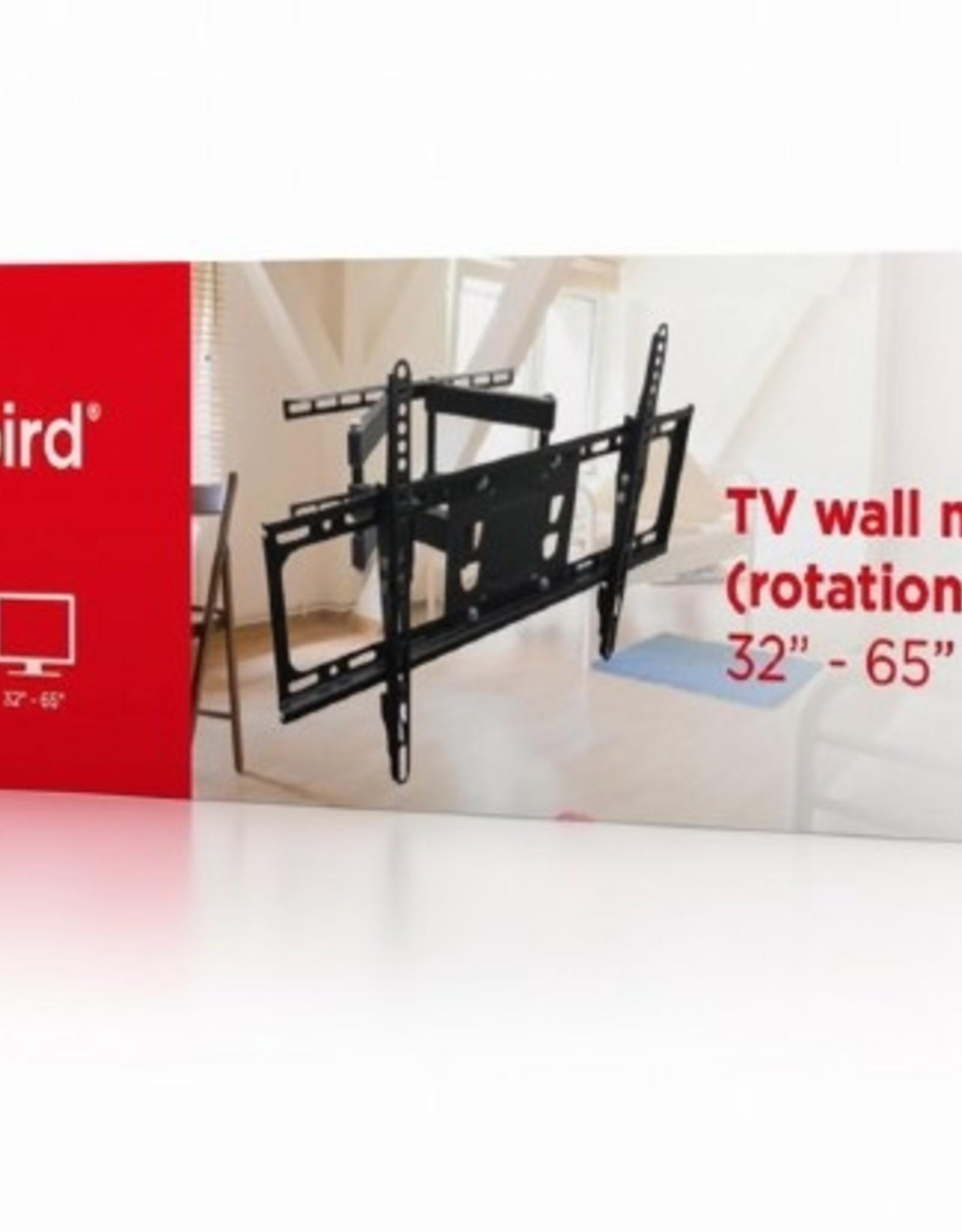"""Gembird TV muurbeugel 32""""-65"""" max. 40kg"""