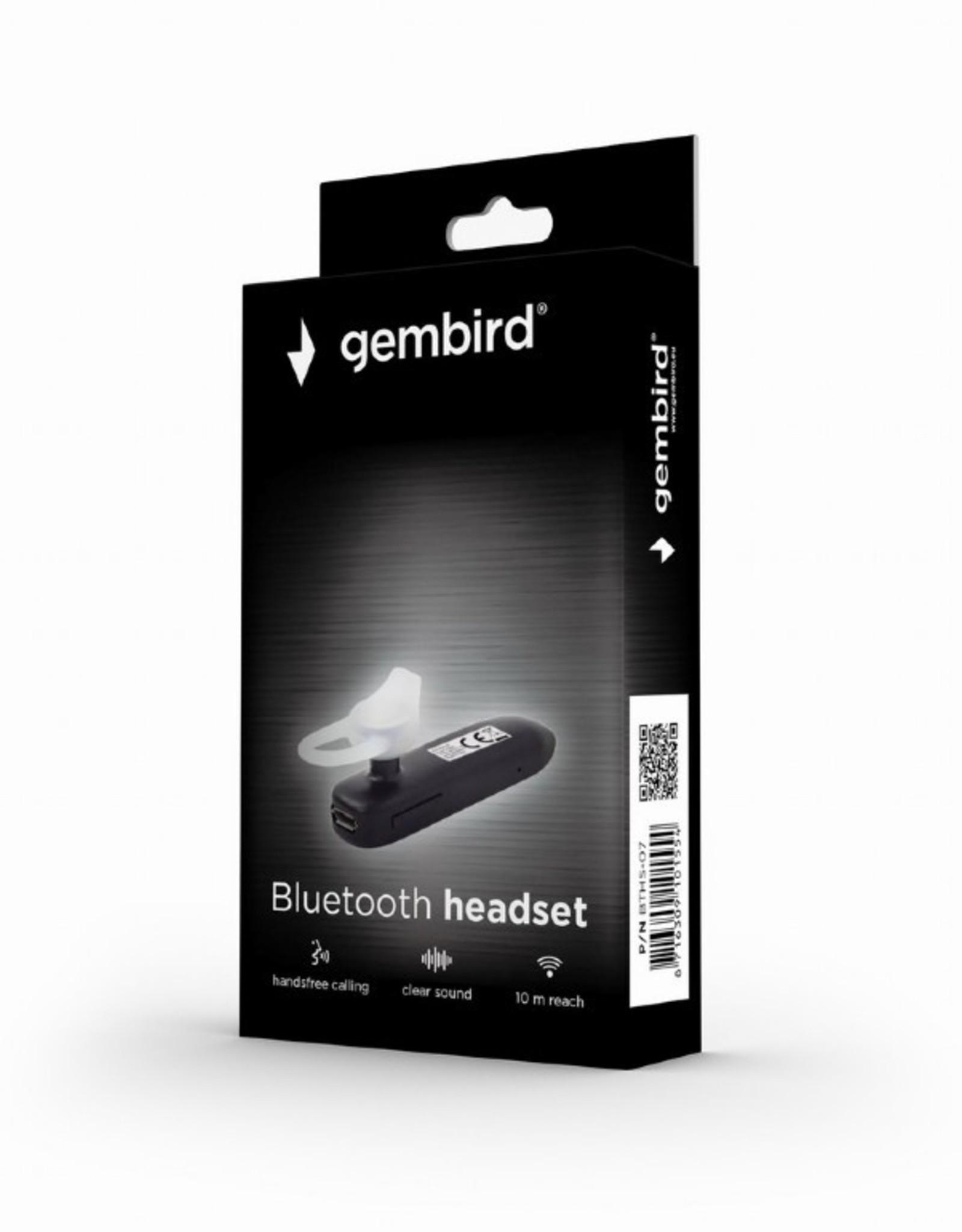 Gembird Bluetooth Headset
