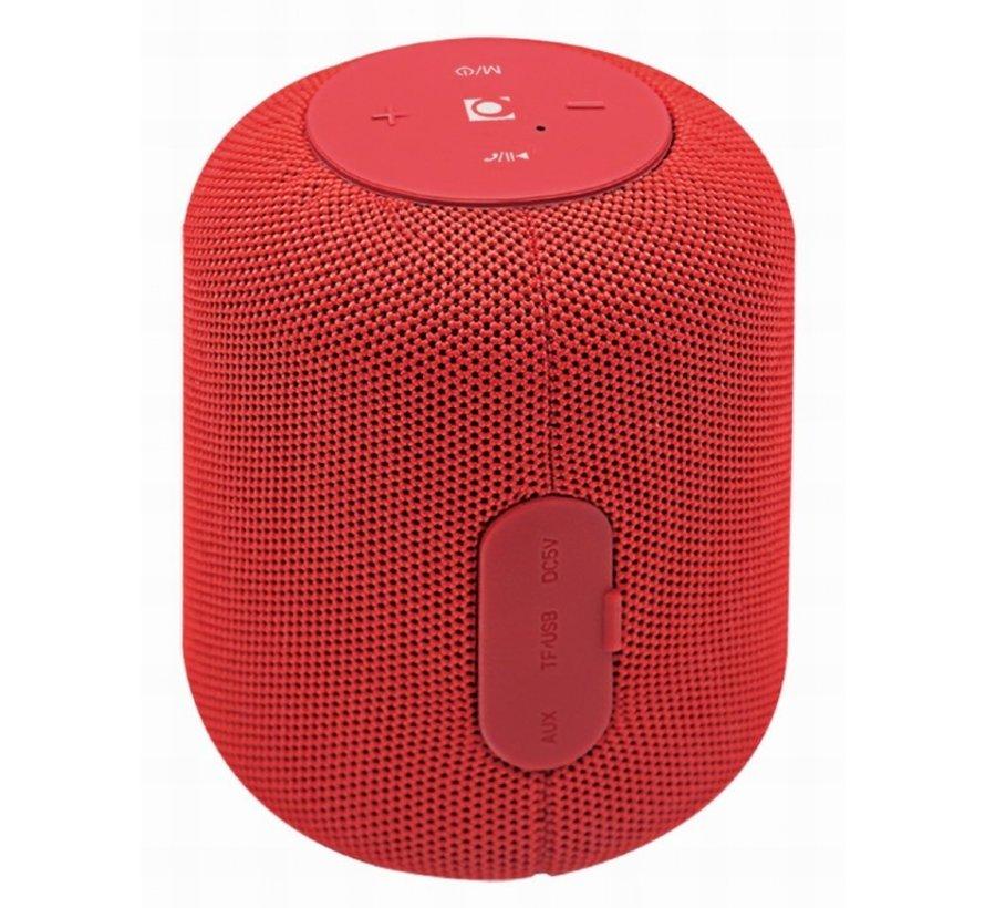 Bluetooth Speaker Rood