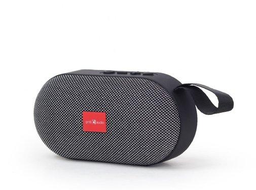GMB-Audio Bluetooth Speaker 'long play' Grijs