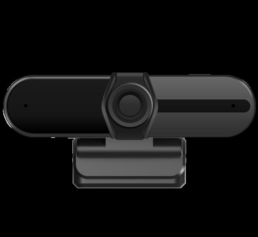 Webcam Full HD | Webcam Voor onder ander PC en Laptop | Camera + Opname mogelijkheid op pc | Webcam met Cover | Webcam met Microfoon Ruisonderdrukking | Webcam met USB | Webcams | Inclusief Statief | Plug and Play