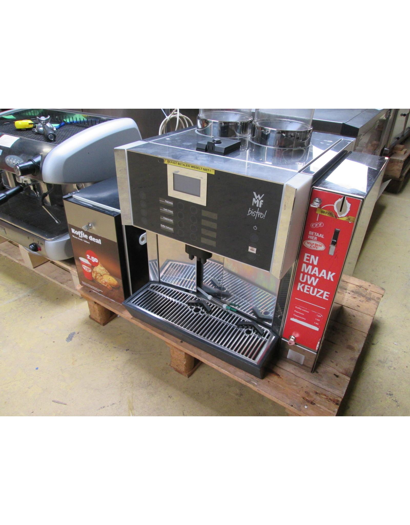 WMF WMF Bistro Kaffeevollautomat (+ Münzprüfer) 380V