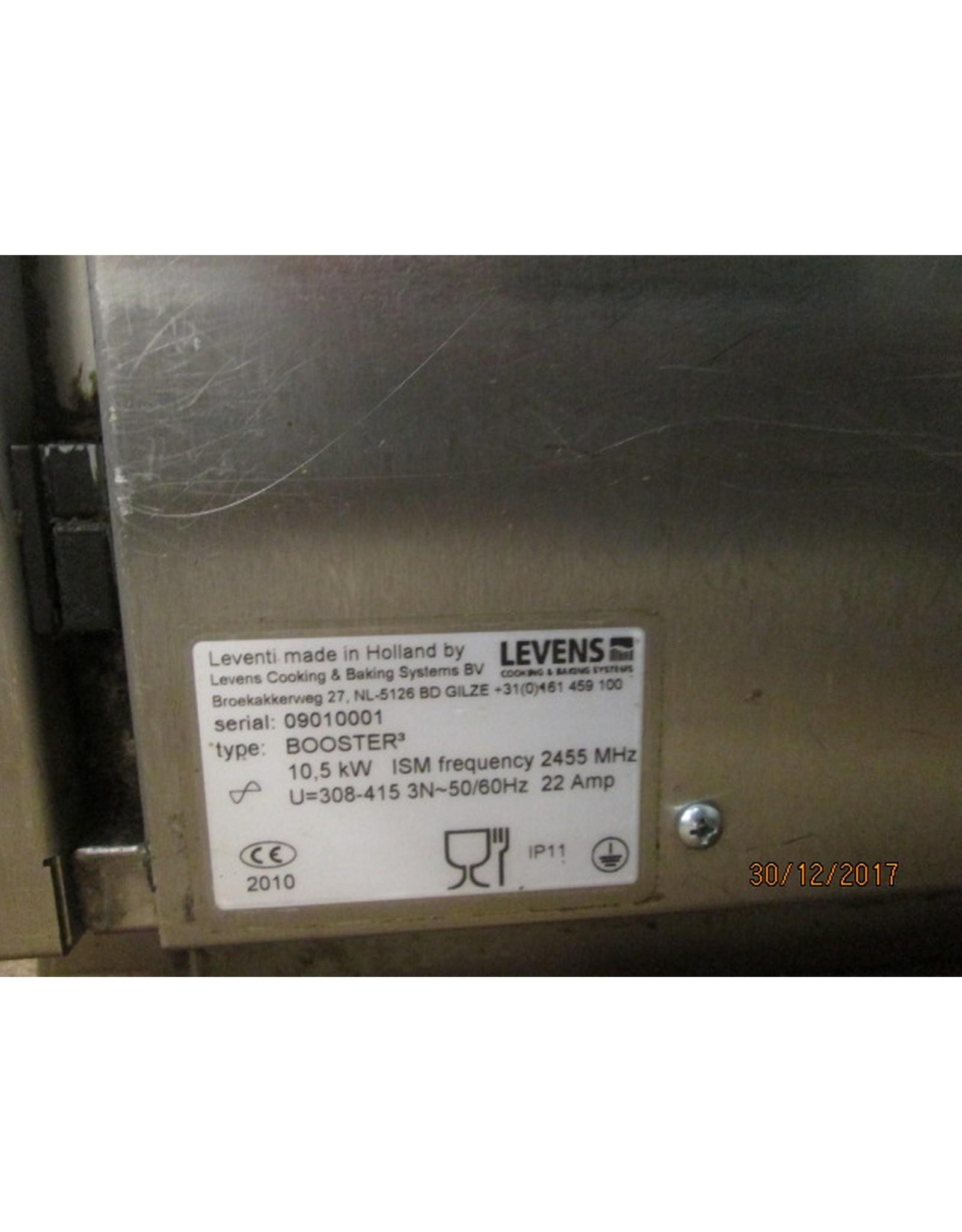 Leventi Leventi Booster 3 Turbo Chef 380V
