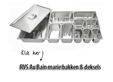 Gastronorm backen