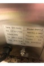 Bain-Marie Hotpot 2x2,75 L(Nieuw!!)