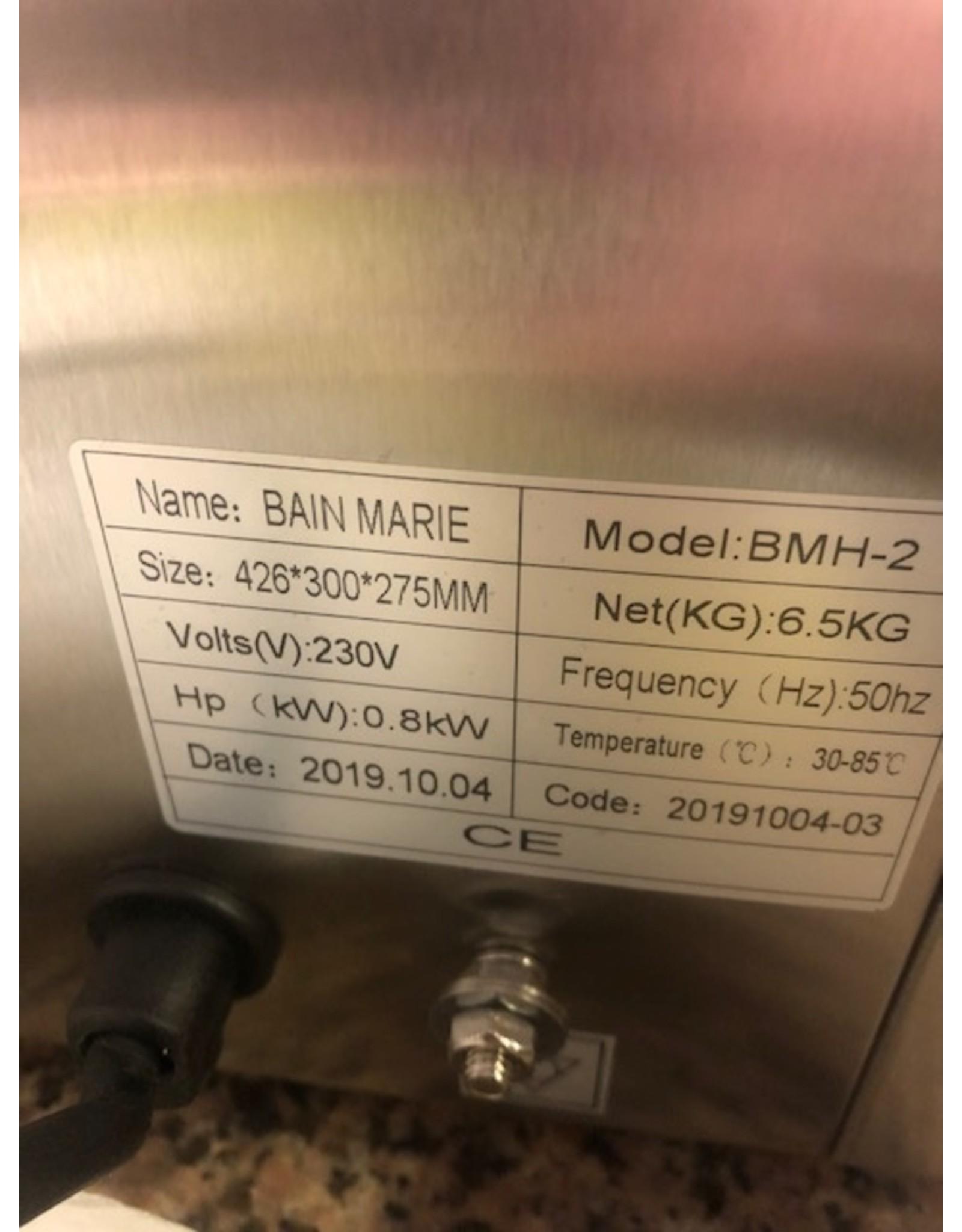 Bain-Marie-Hotpot 2x2,75 L (Neu !!)