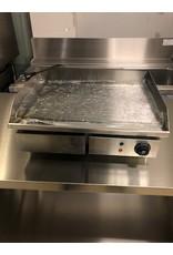 Q-Gastro Elektrische bakplaat stalen plaat (Nieuw) 230V