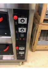 Q-Gastro Q-Gastro bakkerij Pizza Oven op wielen (nieuw) - 135 cm oven op aardgas