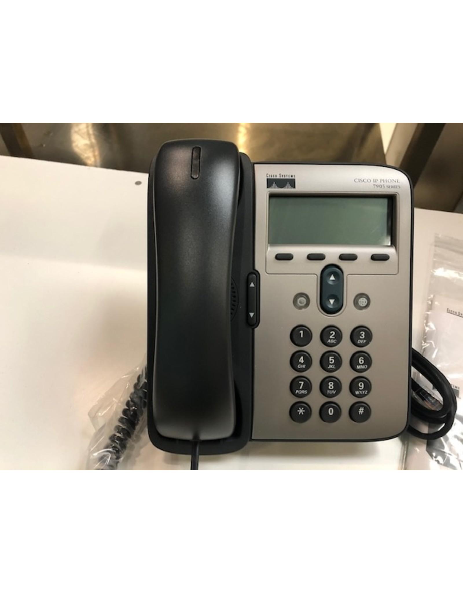 Cisco Cisco Systems CP-7905G-Telefon (neu)
