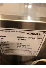 Ideal Ake Ideal Ake RVS 2 lade Inbouw Koelunit (2015)