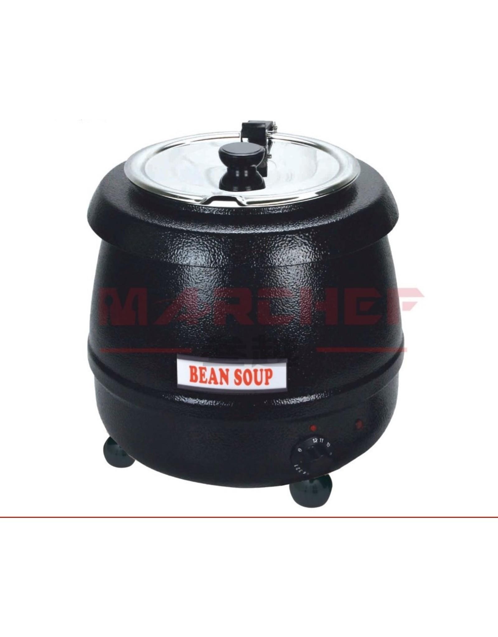 Q-Gastro Q-Gastro SK-10 Soepketel/Soepverwarmer 10 Liter 230V (Nieuw)