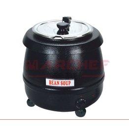 Q-Gastro Q-Gastro SK-10 Suppenkessel / Suppenheizung 10 Liter 230V (Neu)