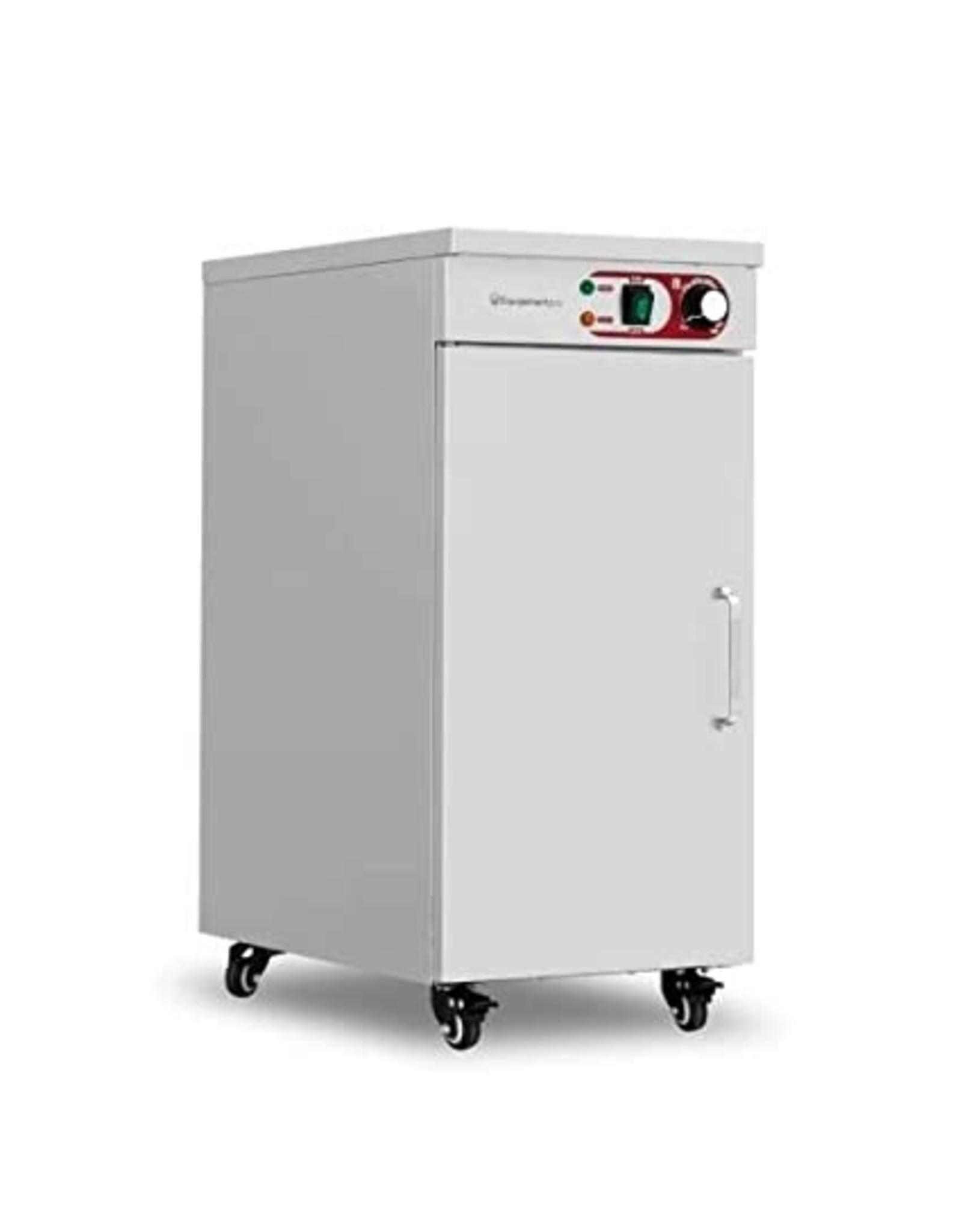 Q-Gastro Q-Gastro PW-120 Professionele Elektrische Bordenwarmer 230V (Nieuw)