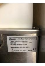 Animo Animo Animo OV HS Duo TL+ 2x zwarm Kaffeemaschine
