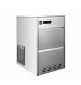 Q-Gastro Q-Gastro IM-25 IJsblokjesmachine 25 kg / 24h 230V (Nieuw)