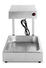 Q-Gastro Q-Gastro Infrarood Frietverwarmer/warmtebrug (nieuw)