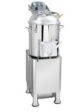 Q-Gastro Q-Gastro Schrapmachine/Aardappelschrapmachine (Nieuw)