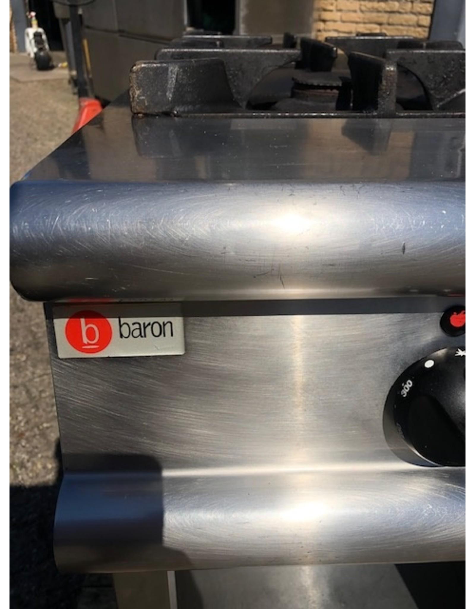 Baron Baron 2 Pit's krachtig Gasfornuis Aardgas