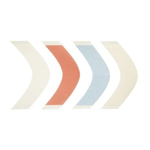 Focus Focus Tape Strips Contour White Set van 36