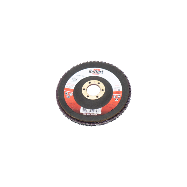 Lamellenschijf 115 mm - korrel 60, 80