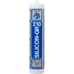 Connect Products Seal-it 210 SILICON-GR Koker 310ml