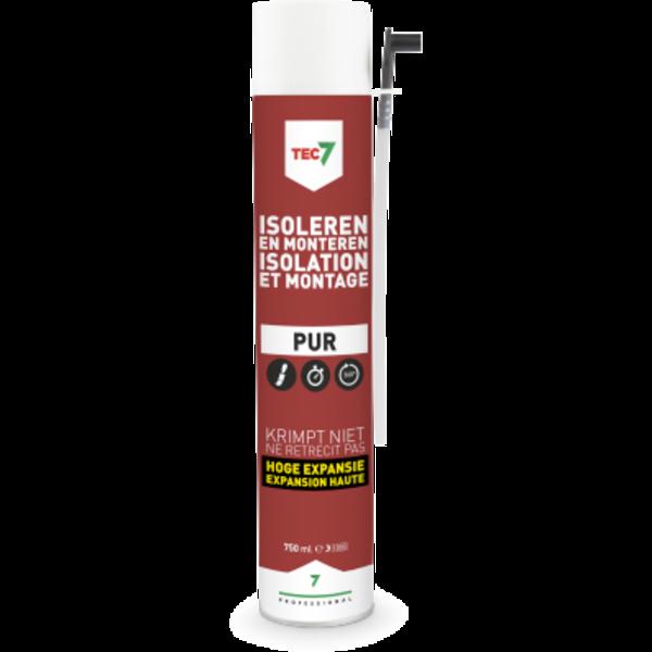 Tec7 PUR HAND Spray 750ml