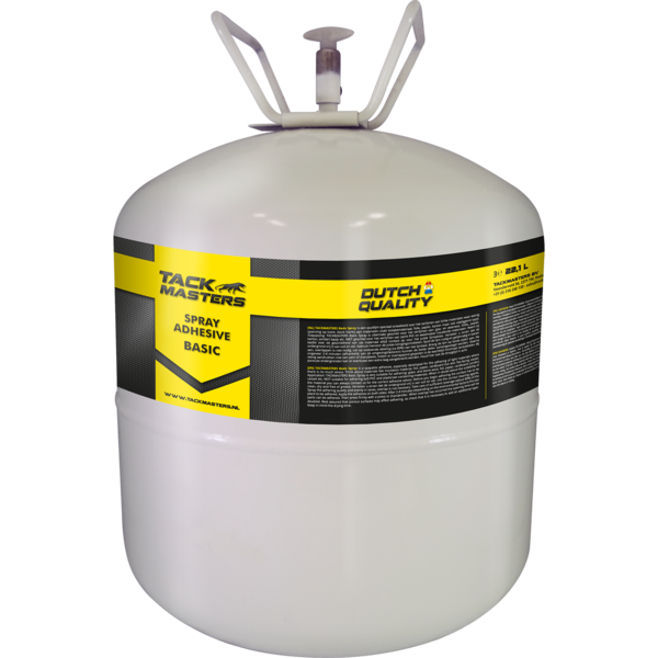 Tackmasters Basic spray Drukvat 22.1l