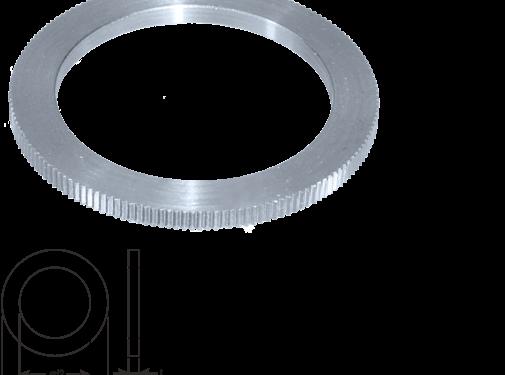 Rotec Reduction ring Ø30-Ø15 x 2,0 mm.