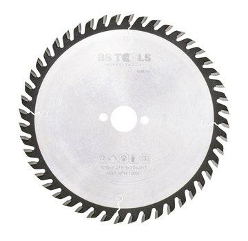 BS tools GoldLine Circular saw GoldLine 165 x 2,2 x 20 mm.  T=48 ATB