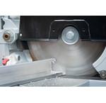 HM cirkelzagen voor aluminium