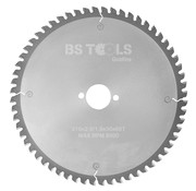 BS tools GoldLine HM zaag GoldLine 216 x 2,6 x 30 mm.  T=60 ALUMINIUM