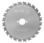 BS tools GoldLine Circular saw GoldLine 190 x 1,7 x 30 mm.  T=24 ATB