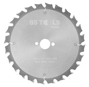 BS tools GoldLine Circular saw BlueLine 160 x 1,7 x 20 mm.  T=24 ATB