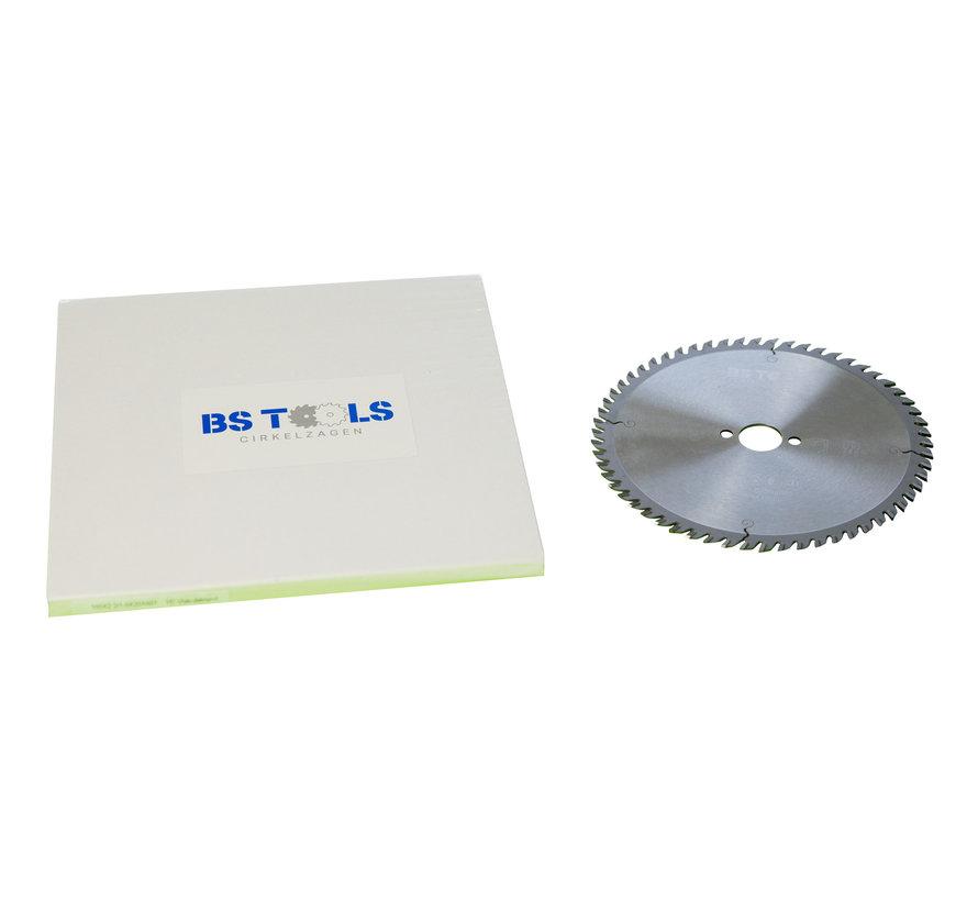 HM Kreissäge GoldLine 210 x 2,8 x 30 mm. T=60 für Laminat und Trespa