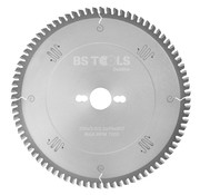 BS tools GoldLine HM zaag GoldLine 250 x 3,0 x 30 mm.  T=80 LAMINAAT / HPL