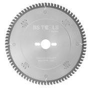 BS tools GoldLine HM zaag GoldLine 260 x 3,0 x 30 mm.  T=80 LAMINAAT / HPL