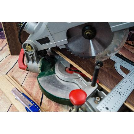 HM cirkelzaagbladen voor laminaat en Trespa®