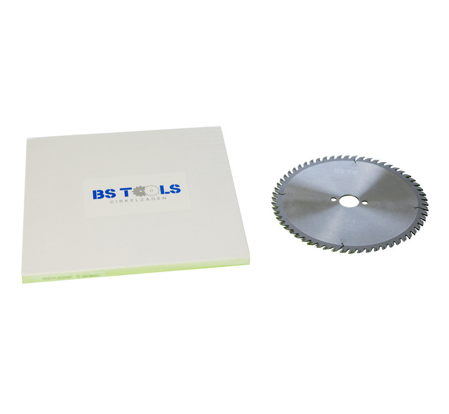 HM crikelzaag BlueLine 260 x 3,0 x 30 mm.  T=60 voor aluminium