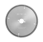 BS tools BlueLine HM zaag BlueLine 216 x 2,6 x 30 mm.  T=80 ALUMINIUM