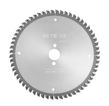 BS tools BlueLine Circular saw BlueLine 160 x 2,2 x 20 mm.  T=60 TCG neg.