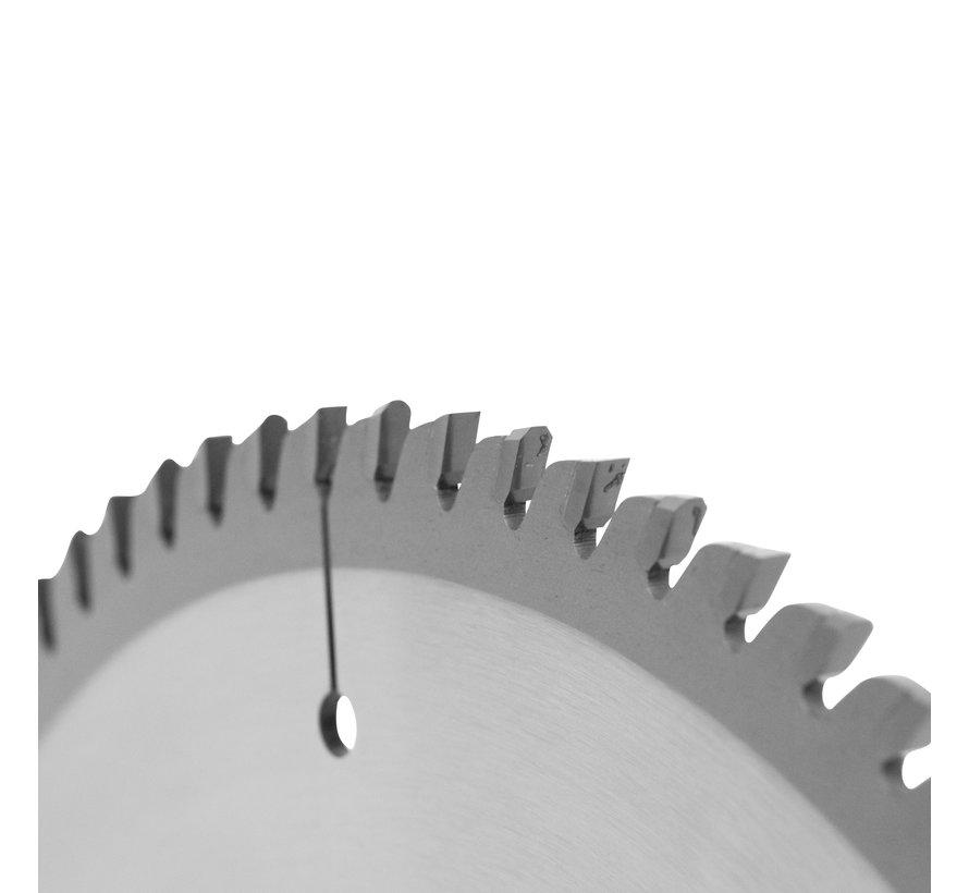 HM cirkelzaag BlueLine 250 x 3,2 x 30 mm.  T=80 voor laminaat en Trespa