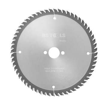 BS tools BlueLine Circular saw BlueLine 160 x 2,2 x 20 mm.  T=60 TCG pos.