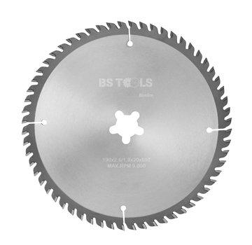 BS tools BlueLine Circular saw BlueLine 190 x 2,6 x FF mm.  T=60 ATB