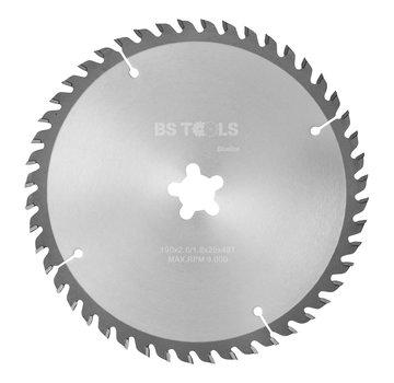 BS tools BlueLine Circular saw BlueLine 190 x 2,6 x FF mm.  T=48 ATB