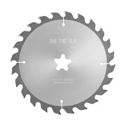 BS tools BlueLine HM zaag BlueLine 190 x 2,6 x FF mm.  T=24 wz