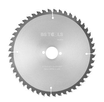 BS tools BlueLine Circular saw BlueLine 216 x 2,6 x 30 mm.  T=48 ATB neg