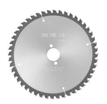 BS tools BlueLine Circular saw BlueLine 210 x 2,6 x 30 mm.  T=48 ATB neg