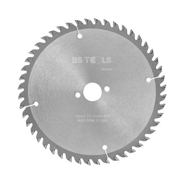 BS tools BlueLine Circular saw BlueLine 160 x 1,7 x 20 mm.  T=48 ATB