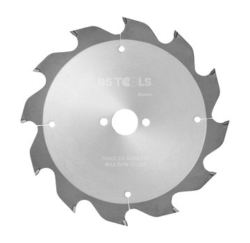 BS tools BlueLine Circular saw BlueLine 160 x 2,2 x 20 mm.  T=12 ATB