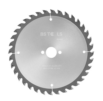BS tools BlueLine Circular saw BlueLine 160 x 2,2 x 20 mm.  T=36 ATB